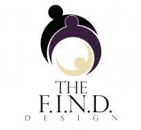 FIND design logo