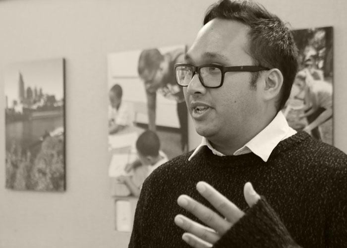 Joseph Gutierrez, Maddox Charitable Fund