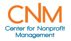center nonprofit management logo