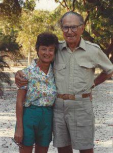 Dan and Margaret Maddox