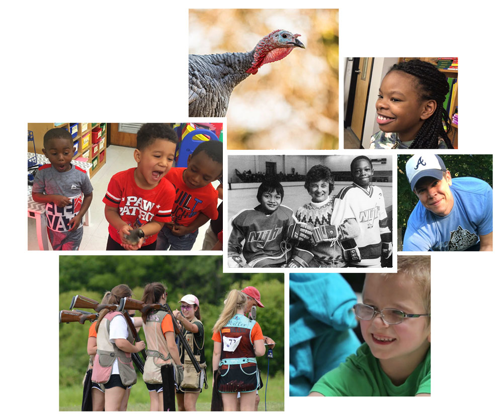 Maddox Charitable Fund collage of partners
